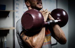 beard kettlebell workout exercise